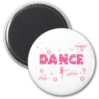 Imã A dança imagina para conseguir o sonho