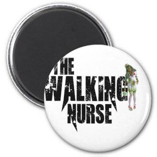 Imã A enfermeira de passeio