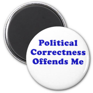 Imã A exatidão política ofende-me