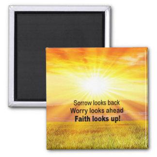Imã A fé olha acima!