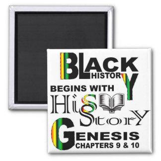 Imã A história Ímã-Preta começa com o HiSStory©