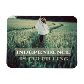Ímã A independência está cumprindo