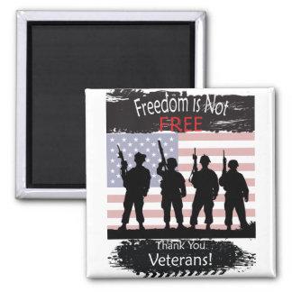 Imã A liberdade não está livre, obrigado veteranos