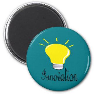 Imã a luz da inovação