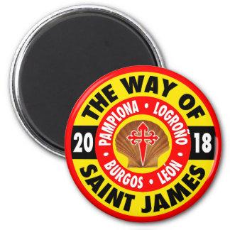 Imã A maneira de St James 2018
