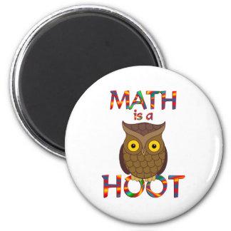 Imã A matemática é uma buzina