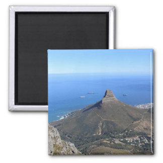 Imã A montanha máxima do diabo, Cape Town