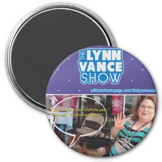 Imã A mostra de Lynn Vance eu não posso ter any more