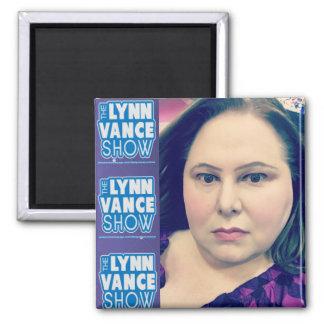 Imã A mostra de Lynn Vance sim é ímã airbrushed