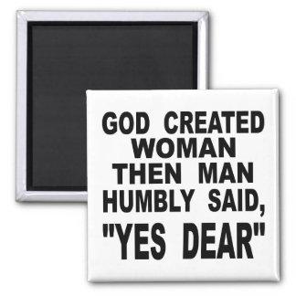 Imã A mulher criada deus equipa então disse humilde