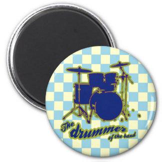 Imã a música do ~ do baterista