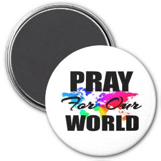 Imã A oração cristã do mundo da fé Pray para nosso