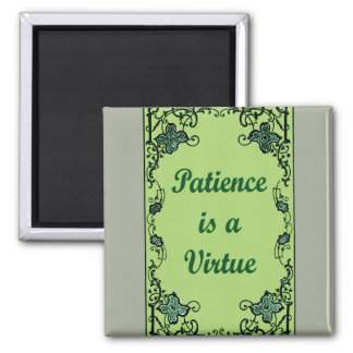Imã A paciência é uma virtude