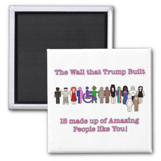 Imã A parede que o trunfo construiu