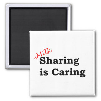 Imã A partilha do leite está importando-se com escrita
