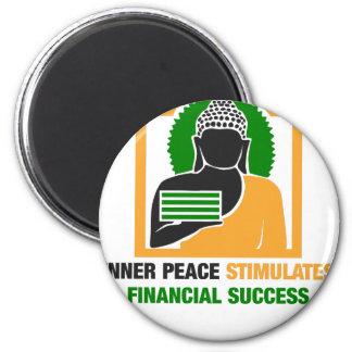 Imã A paz interna estimula o sucesso financeiro