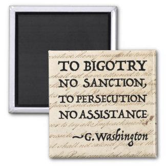 Imã À perseguição nenhum auxílio