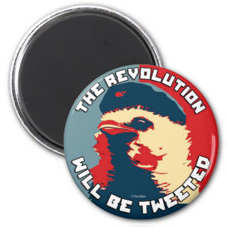 Imã A revolução Tweeted
