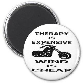 Imã A terapia é motociclista que caro o vento é barato