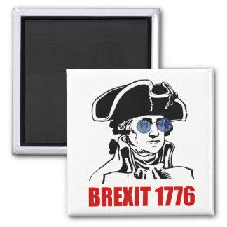 Imã A UE 1776 de George Washington Brexit embandeira