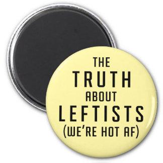 Imã A verdade sobre o ímã dos de esquerdas