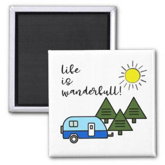 Imã a vida é wanderfull! ímã