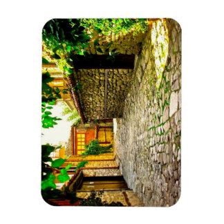 Ímã A vila búlgara preservou casas e ruas