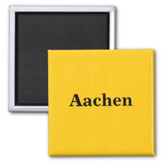 Imã Aachen íman escudo Gold Gleb