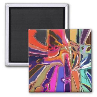 Imã Abstrato abstrato do palhaço