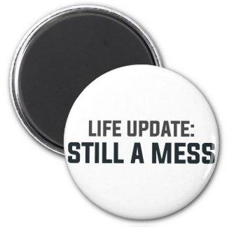 Imã Actualização da vida: Ainda uma confusão
