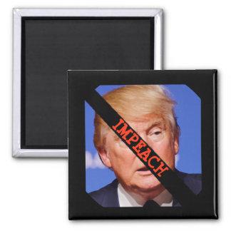 Imã Acuse o botão de Donald Trump