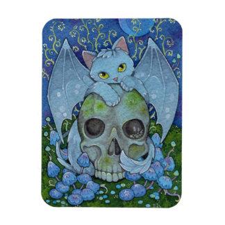 Ímã Afirmação de Oracle dos gatos da fantasia - morte