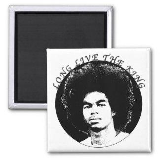 """Imã Afro 2"""" de Iyayi ímã quadrado"""