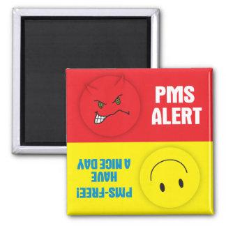 Imã Alerta de PMS