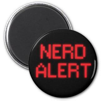 Imã Alerta do nerd