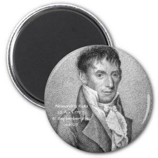 Imã Alessandro Rolla antes de 1827