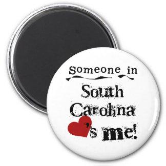 Imã Alguém em South Carolina ama-me