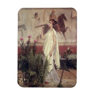 Ímã Alma-Tadema | uma mulher grega, 1869