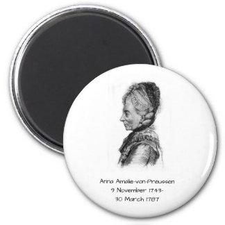 Imã Amalie von Preussen de Anna