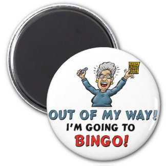 Imã Amantes do Bingo