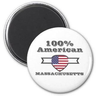 Imã Americano de 100%, Massachusetts