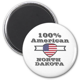 Imã Americano de 100%, North Dakota