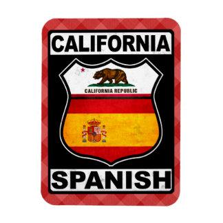 Ímã americano espanhol de Califórnia