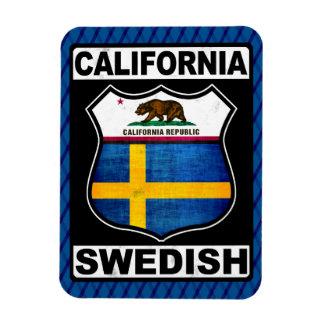 Ímã americano sueco de Califórnia