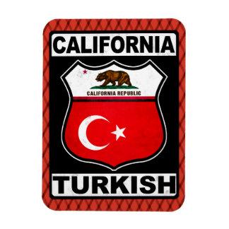 Ímã americano turco de Califórnia