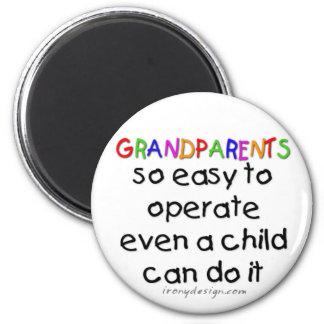 Imã Amor das avós