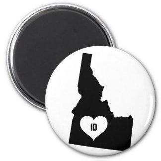 Imã Amor de Idaho