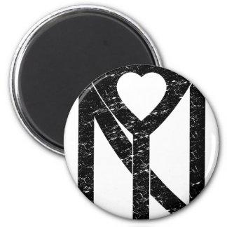 Imã Amor de NY New York