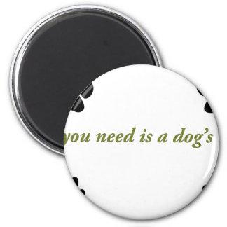 Imã Amor dos cães