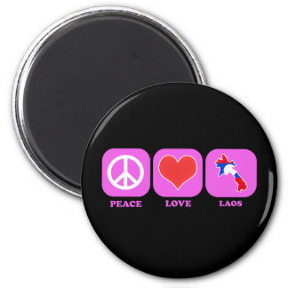 Imã Amor Laos da paz